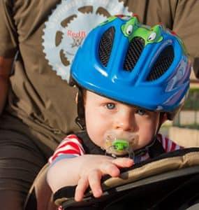 casque vélo pour bébé