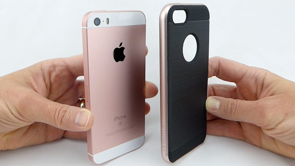 Coque iphone SE style